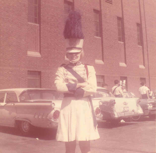 Royal-Airs Drum Major - Judy Naples 2